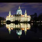 ~das schöne Rathaus von Hannover ~