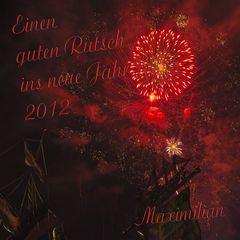 Das schönste Feuerwerk - Mühlhausen
