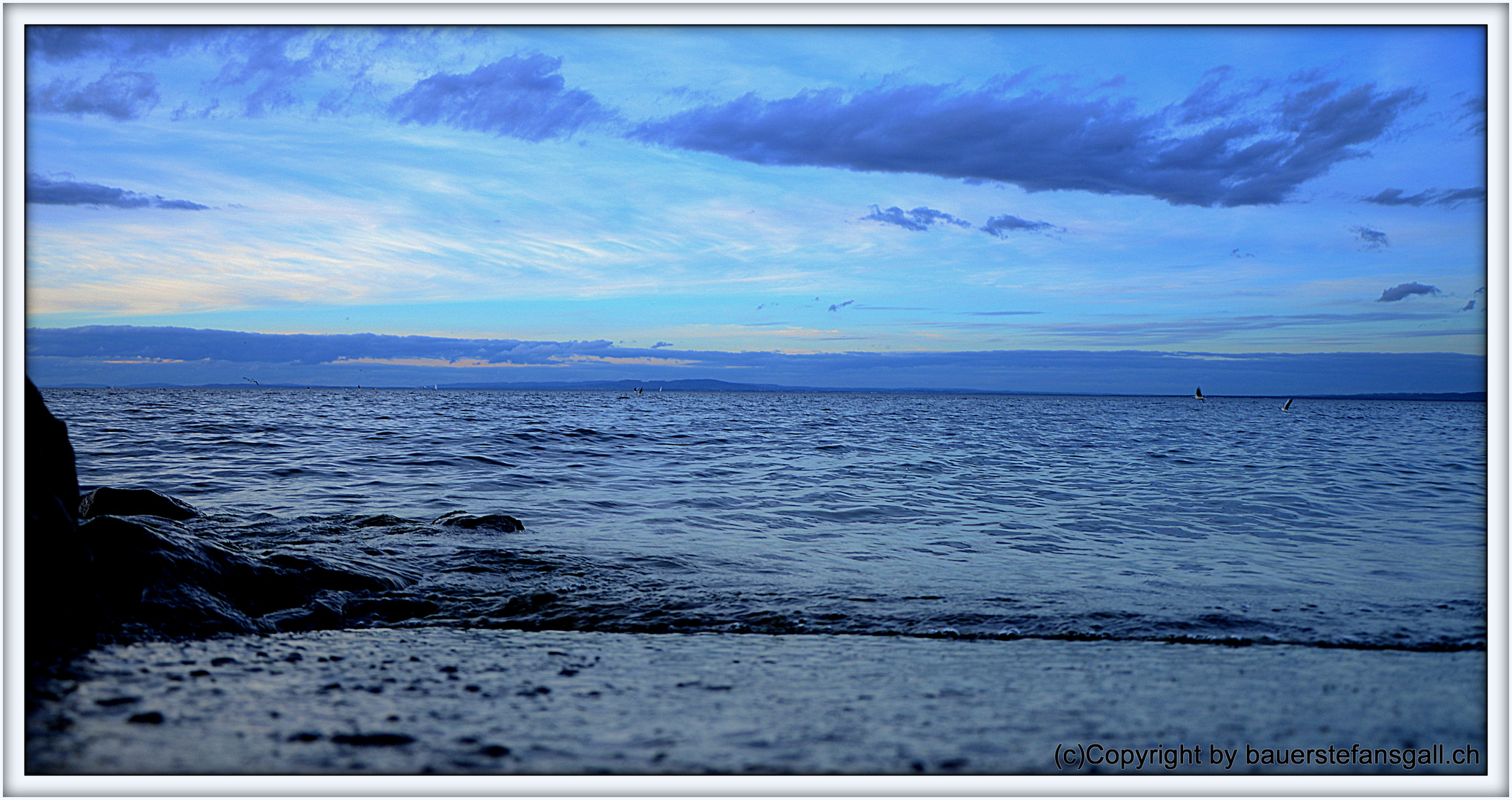 Das schwäbische Meer