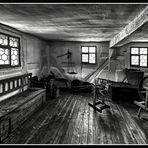 Das schwarz weiße Zimmer