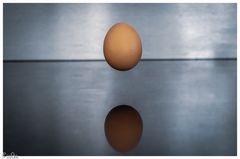 Das schwebende Ei