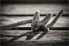 Das Seil-Ende...
