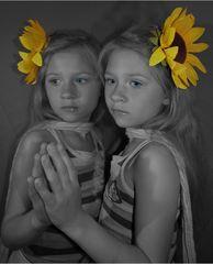 Das Sonnenblumenkind!