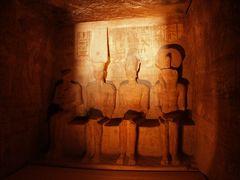 Das Sonnenwunder von Abu Simbel