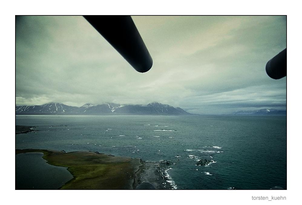 "Das Spitzbergen-Projekt [Nr.5] ""Kap Martin"""
