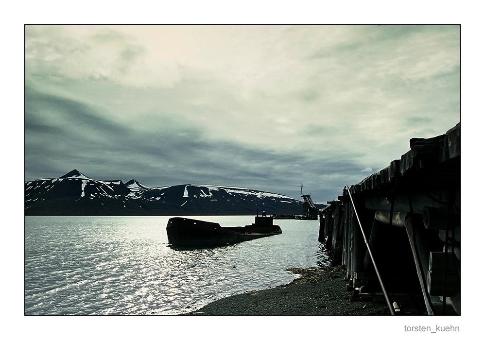 """Das Spitzbergen-Projekt [Nr.6] """"Das Erbe"""""""