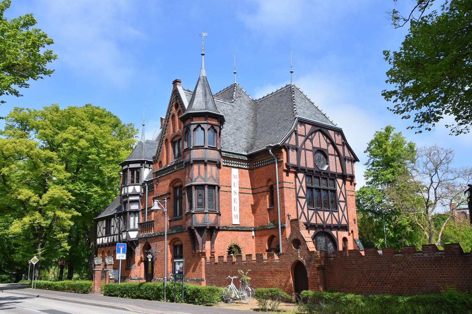Das Stadt- und Bädermuseum in Bad Doberan