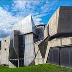 Das Steinhaus von Günther Domenig