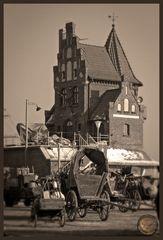 Das Stralsunder Lotsenhaus vor ... Jahren