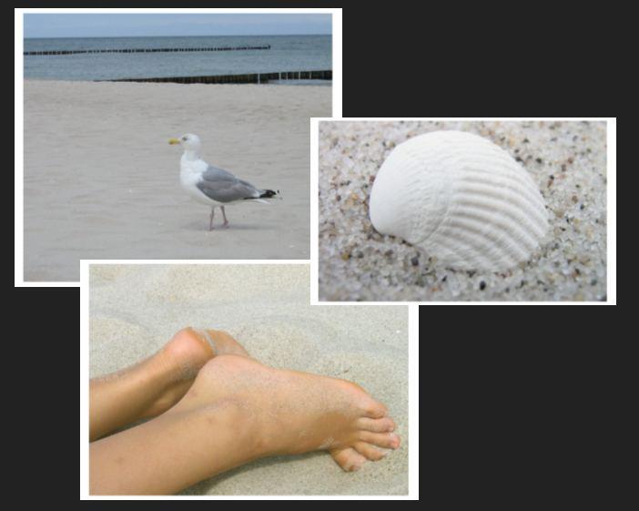 Das Strandgefühl