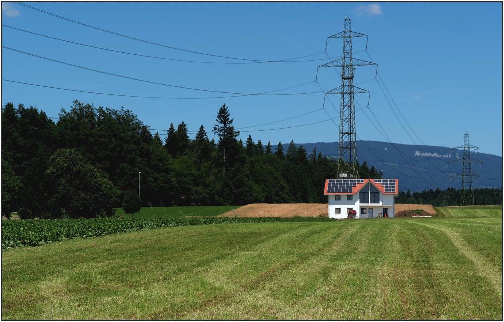 Das Strom Haus.