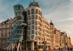 Das tanzende Haus [Prag 9]