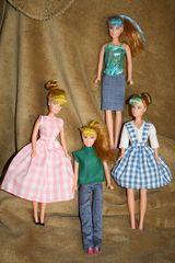Das Tapfere Schneiderlein: Barbie's New dresses 01