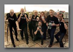 Das Team der Paderborner Fototage 2010