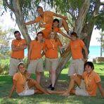 Das Team von 1-2-FLY