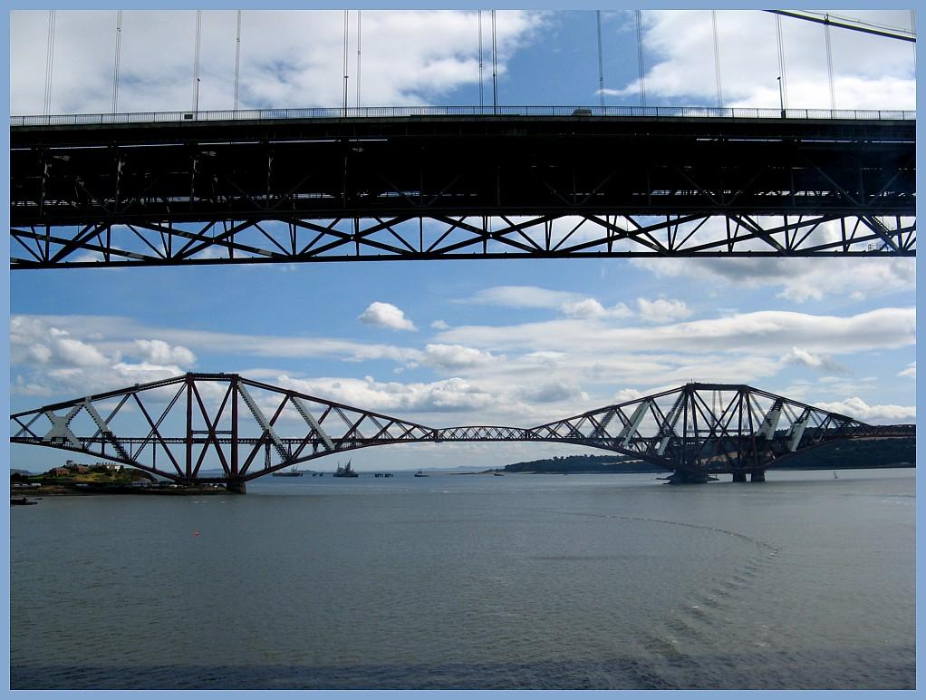 Das Toor nach Schottland