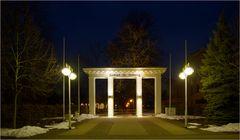 Das Tor 2 zum Kurpark