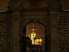 Das Tor in der Klostermauer