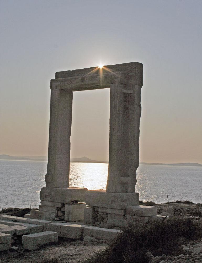 Das Tor von Naxos