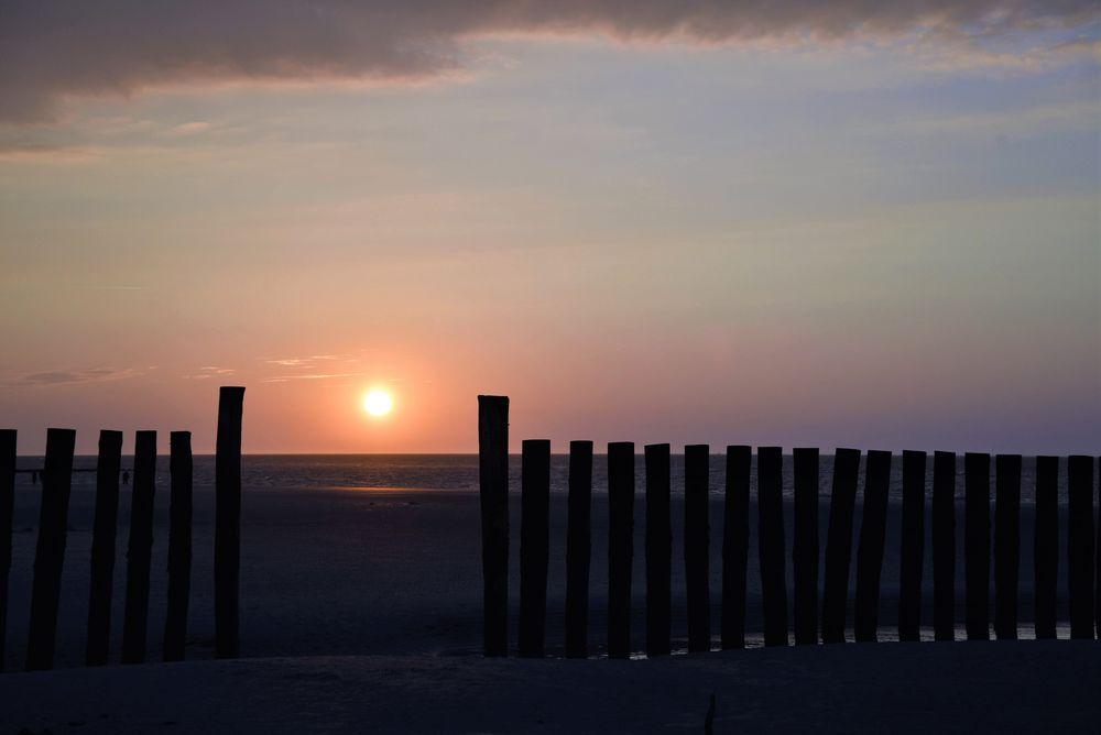 Das Tor zum Sonnenuntergang