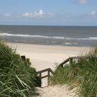 Das Tor zum Strand
