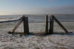 Das Tor zum Watt...