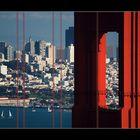 Das Tor zum Westen - Golden Gate