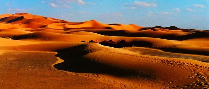 Das Tor zur Sahara