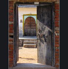 Das Tor zur Tür
