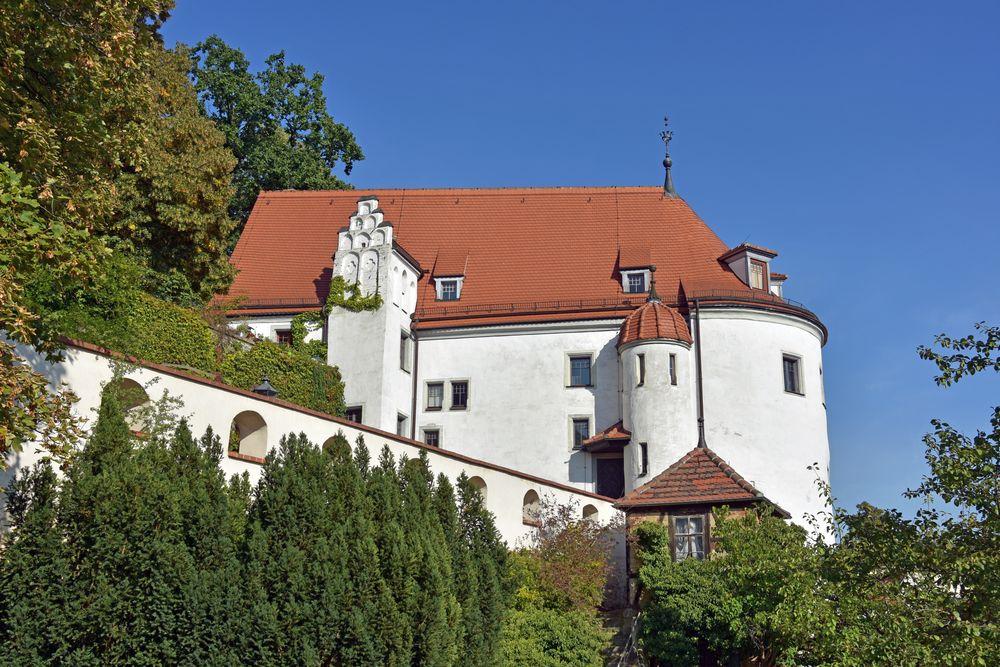 Das Torhaus im Altenburger Schloss