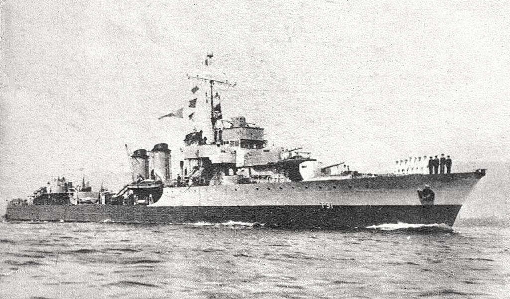 "Das Torpedoboot ""Le Fortuné"""