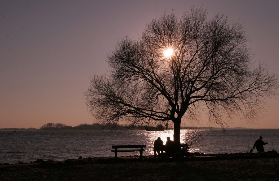 Das Treffen am Fluss