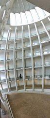 das 'Treppenhaus' des Flughafens Palma