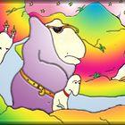 Das Tuscheklecksorakel für die Geburtstagskinder des sechstenApril 2007