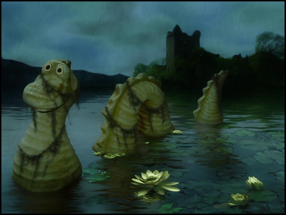 Das Ungeheuer Von Loch Ness