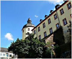 Das Untere Schloss mit Dickem Turm