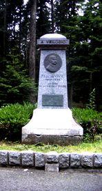 Das Vélocio-Denkmal