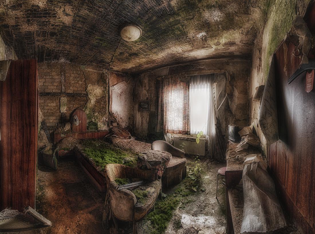 Das vergessene Zimmer Nr. 13½