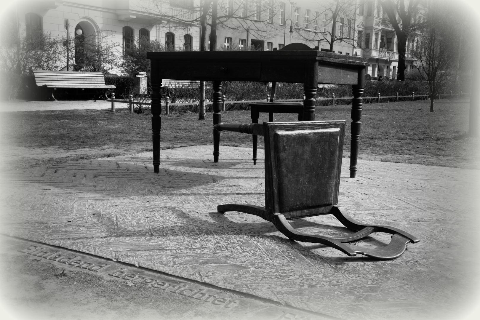 Das verlassene Zimmer - Berlin