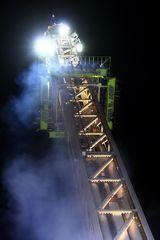 Das Vertikalfahrgeschäft