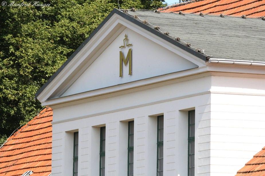 """Das """"Verwalter""""-Haus mit dem """"Mecklenburger"""" Brand"""