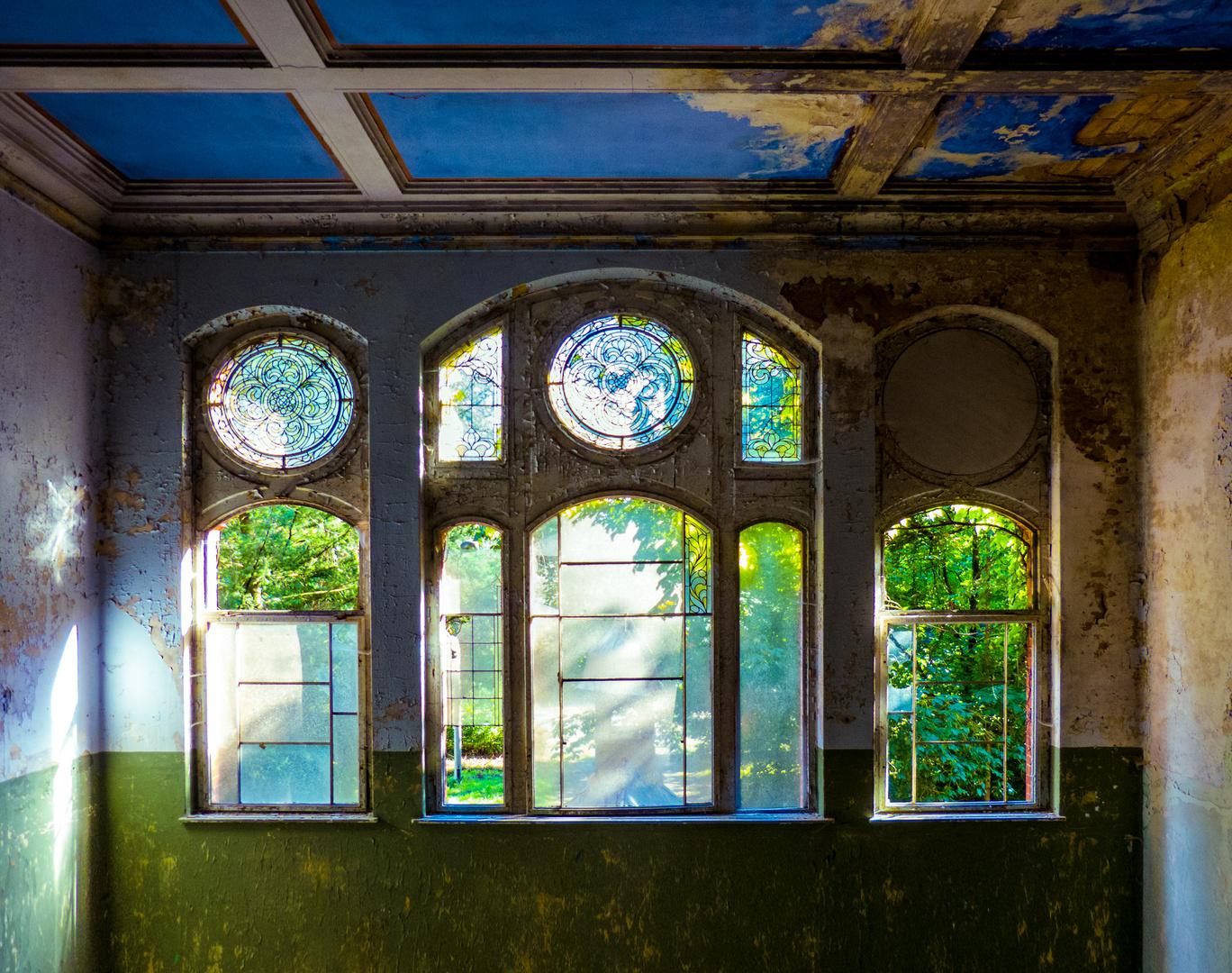 Das vollkommen unvollkommene Fenster