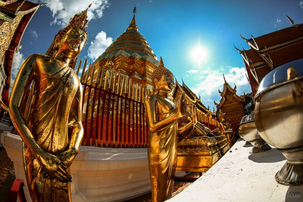 Das Wahrzeichen Chiang Mais