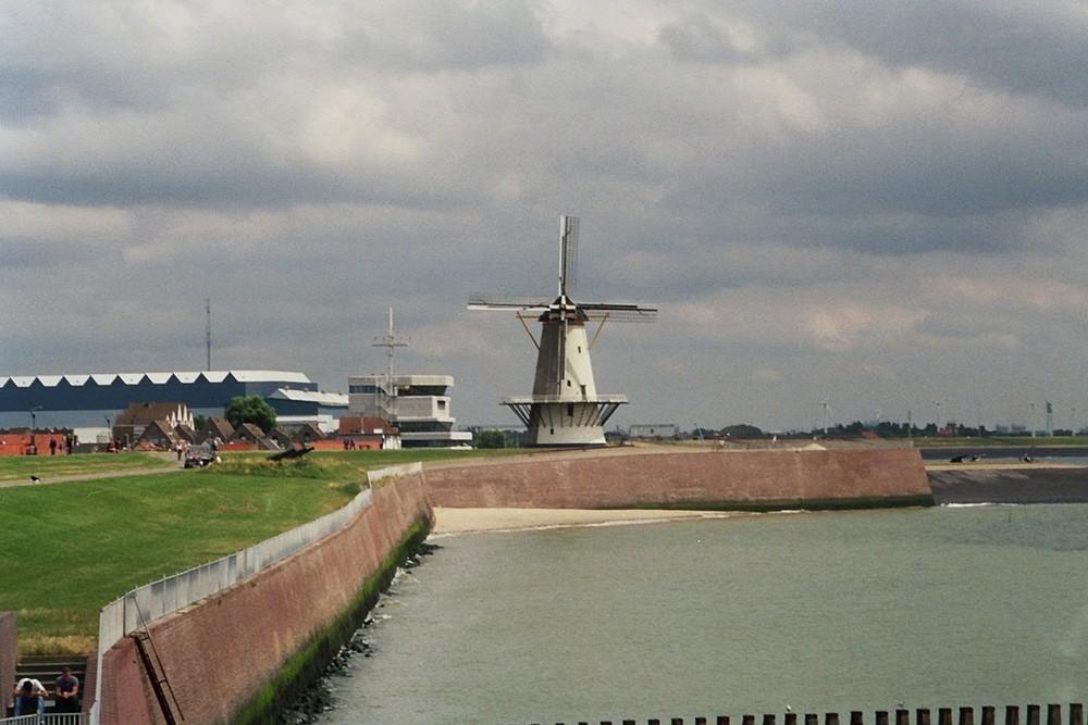Das Wahrzeichen Hollands