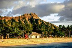 Das Wahrzeichen Honolulus