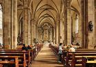 Das Wahrzeichen von Bozen ist der Dom Maria Himmelfahrt
