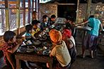 das waisenhaus Seik Phu Taung in kyaikhto II