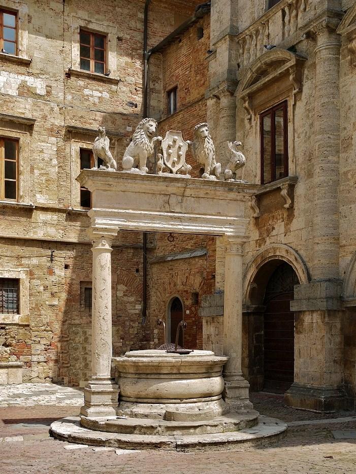 das Wappen der Medici ...
