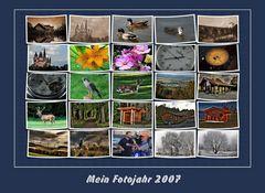 Das war ….. 2007