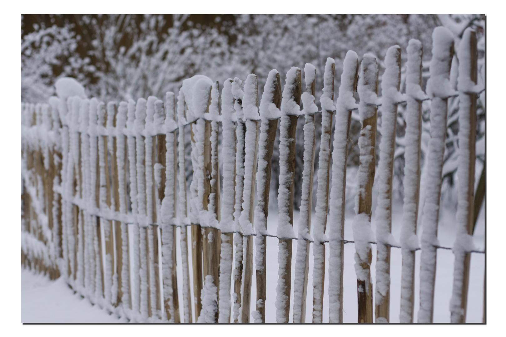 das war der Winter